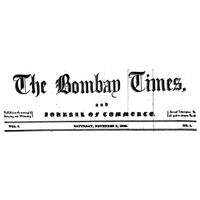 The Times of India 1838