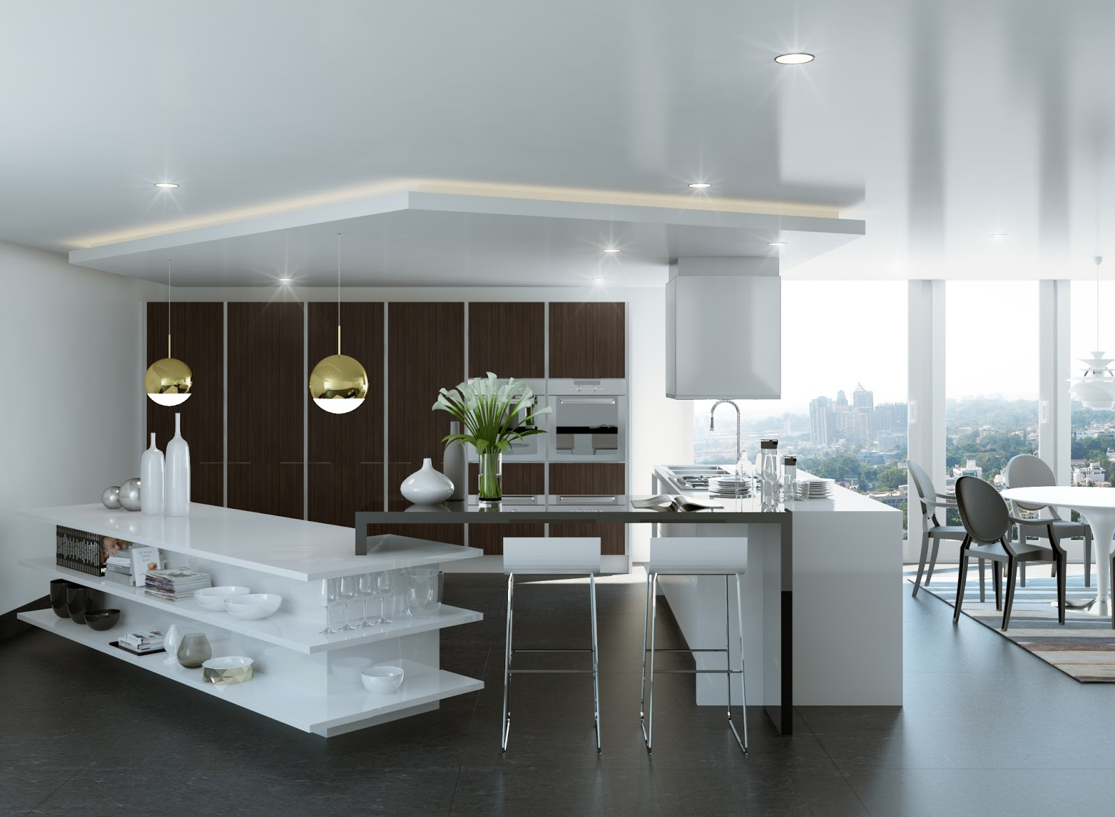 Atelier modular kitchens - W Rfel K Che Imported Modular Kitchen For Your Home