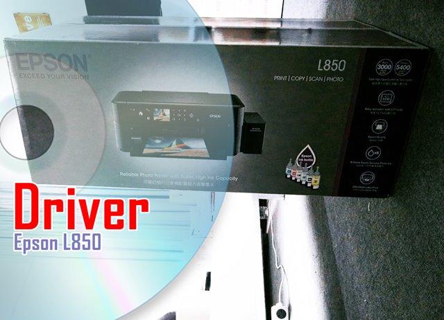 Driver Epson L850