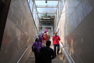 terowongan pejalan kaki