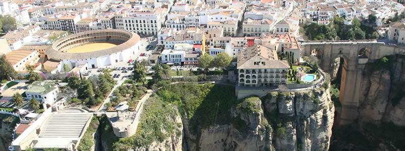 Panorámica de Ronda, Málaga