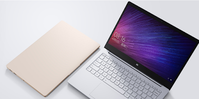 Xiaomi Launches Its First Ever Laptop looking Exactly Like The MacBook Air.