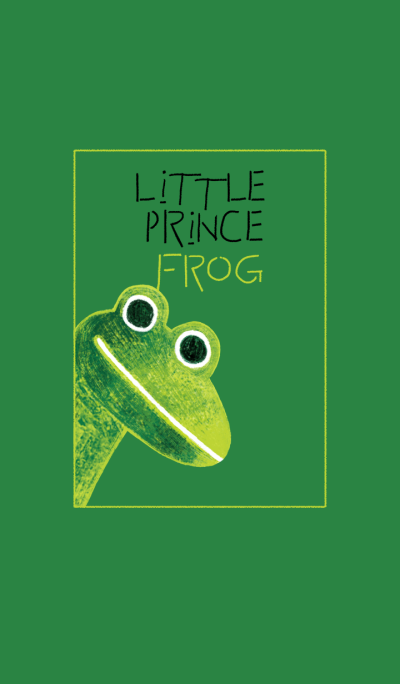 6-9 / Little Prince Frog-Finn