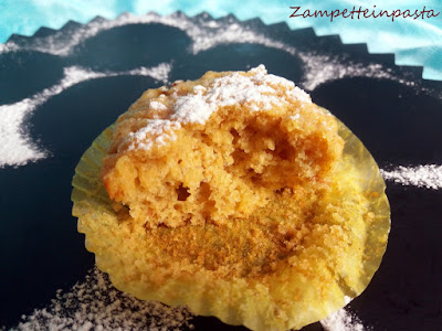 Muffin con grano cotto