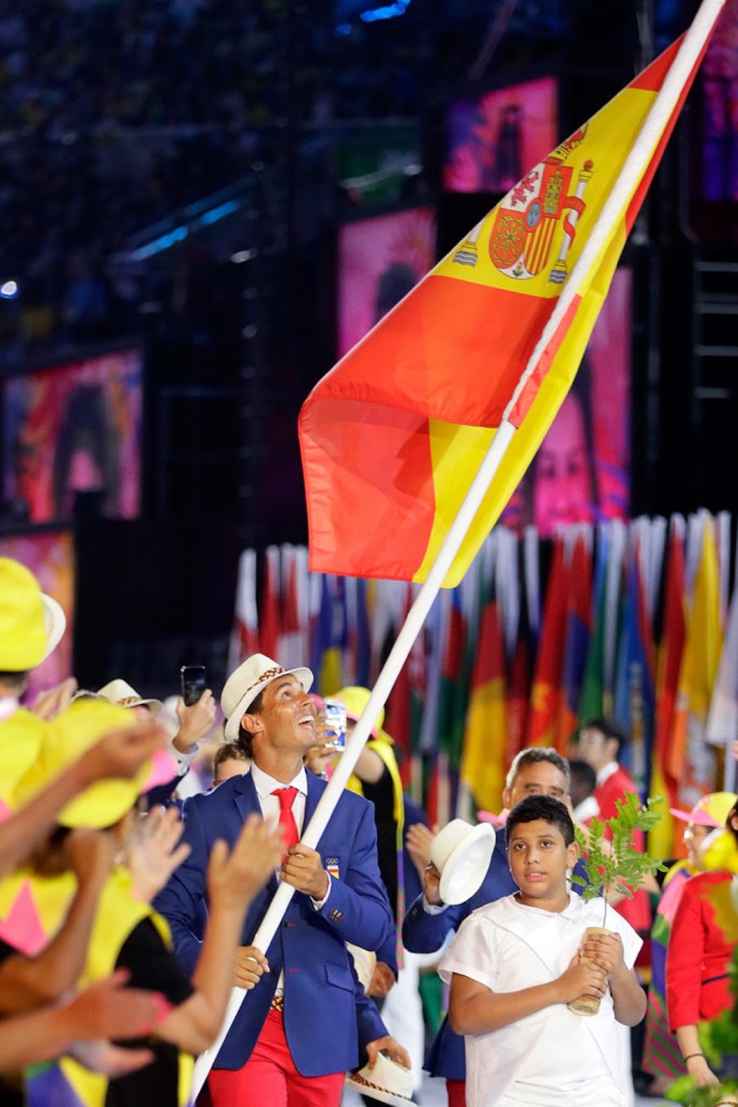 RAFAEL NADAL, RIO OLYMPICS 2