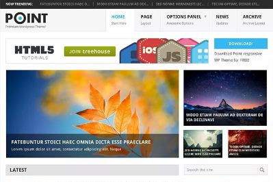 23 Tema Wordpress Terbaik Tercepat Fast Loading Gratis Free Download 2019