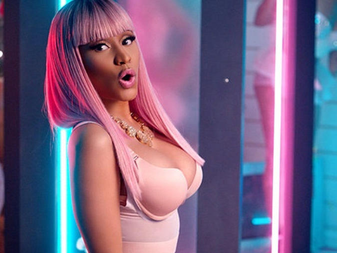Nicki Minaj Exclusive Hot Photos