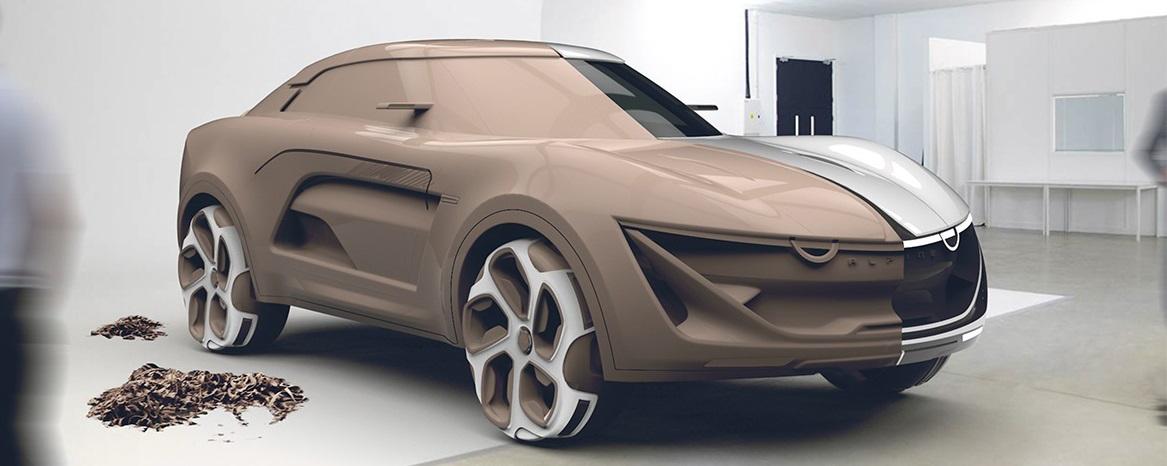 Είναι αυτό το μελλοντικό SUV της Alpine;