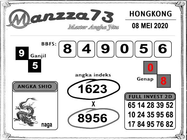 manzza73 hongkong jumat