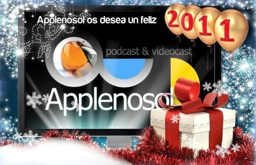 Applenosol CI. Resumen de Apple 2010. Podcast. ¡Feliz 2011!