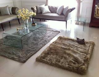 Karpet Lantai Rumah Minimalis Ruang Tamu Model Baru Lengkap Dengan Harga