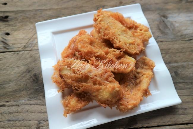 Pisang Goreng Rangup Yang Sedap Azie Kitchen