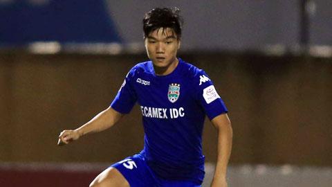 Trịnh Văn Hà chơi rất tốt vị trí hậu vệ