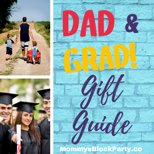 Dad & Grad Gift Guide