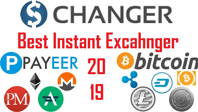 Top site to exchange money 2019