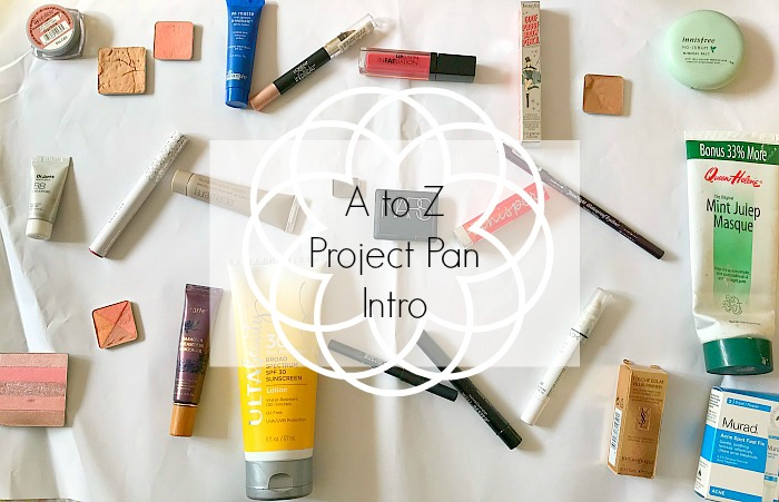 PROJECT PAN | A to Z 2018 Intro