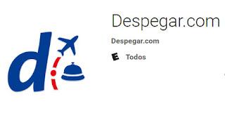 Nueva aplicacion busca vuelos y mas Despegar.com