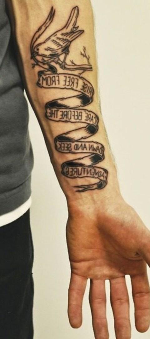 Tatuajes En El Antebrazo Para Hombres