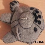 http://www.ravelry.com/patterns/library/millennium-falcon