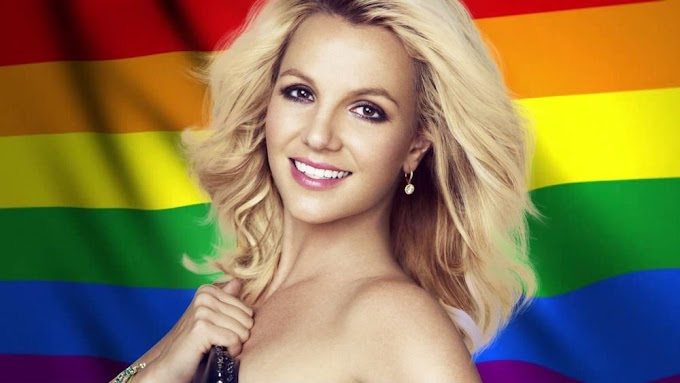 Britney Spears Remixes Pride Anthems