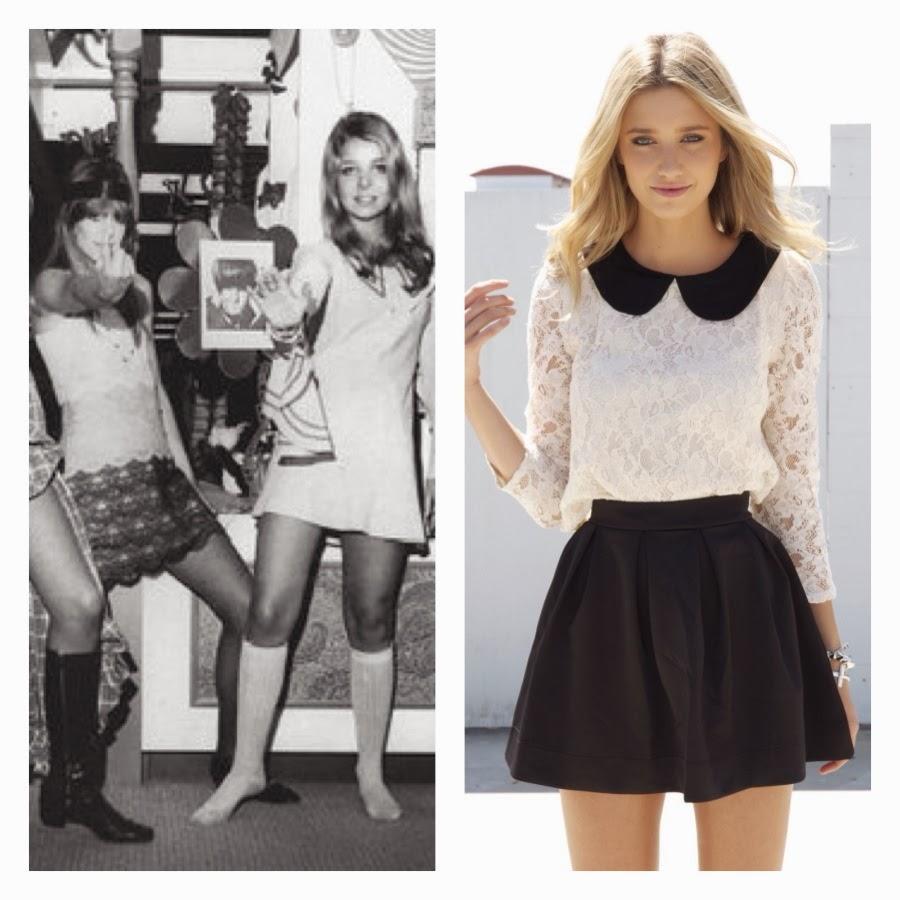 Evoluci n de la moda desde los a os 40 hasta ahora for Mobilia anos 40