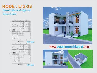 lt2-38 : renovasi rumah 2 lantai bpk made - bali | jasa