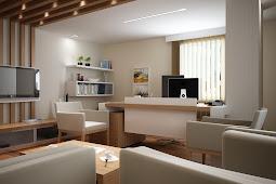 Fantastici Progetti di Home office con un Concetto Elegante