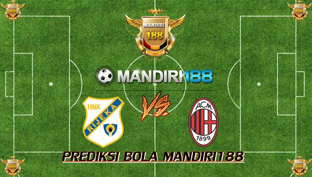 AGEN BOLA - Prediksi Rijeka vs AC Milan 8 Desember 2017