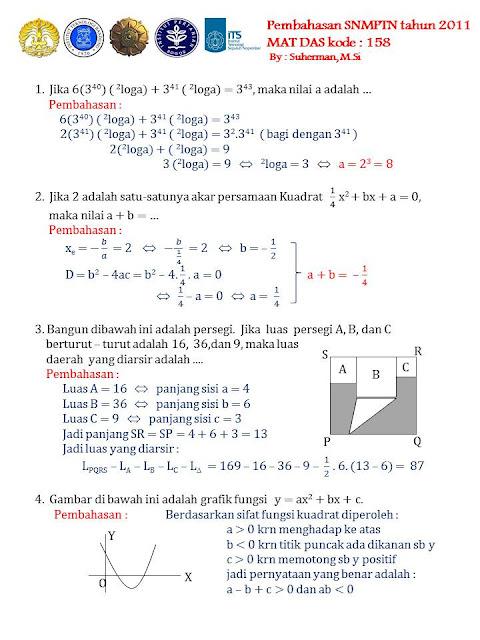 Pembahasan Soal Statistika Matematika Download Soal Sma Ma Gratis