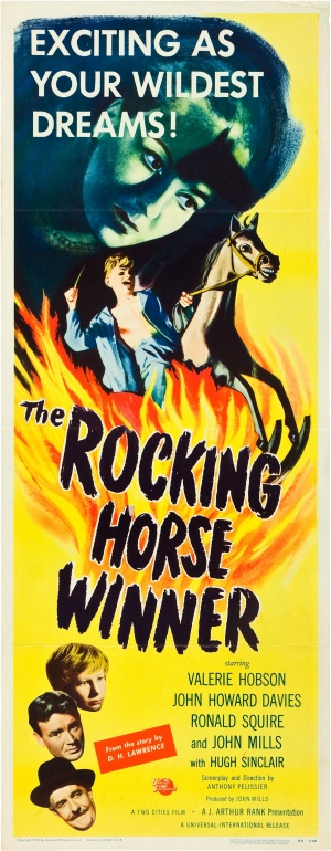 the rocking horse winner critical essays