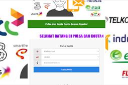 Script Phising Facebook Pulsa Gratis All Operator Terbaru 2019