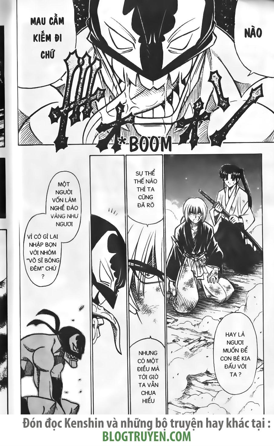 Rurouni Kenshin chap 197 trang 9