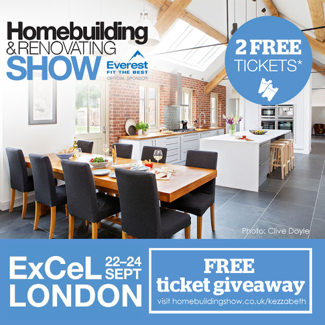 Homebuilding and Renovating Show ExCel London Free Tickets