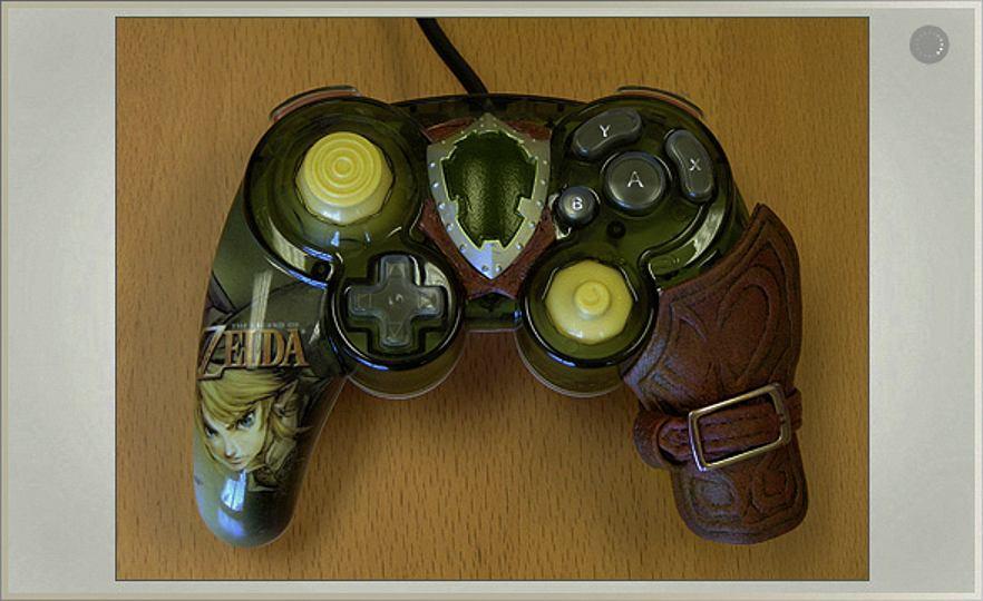 o controle para gamecube de zelda que nunca foi lançado nintendo blast