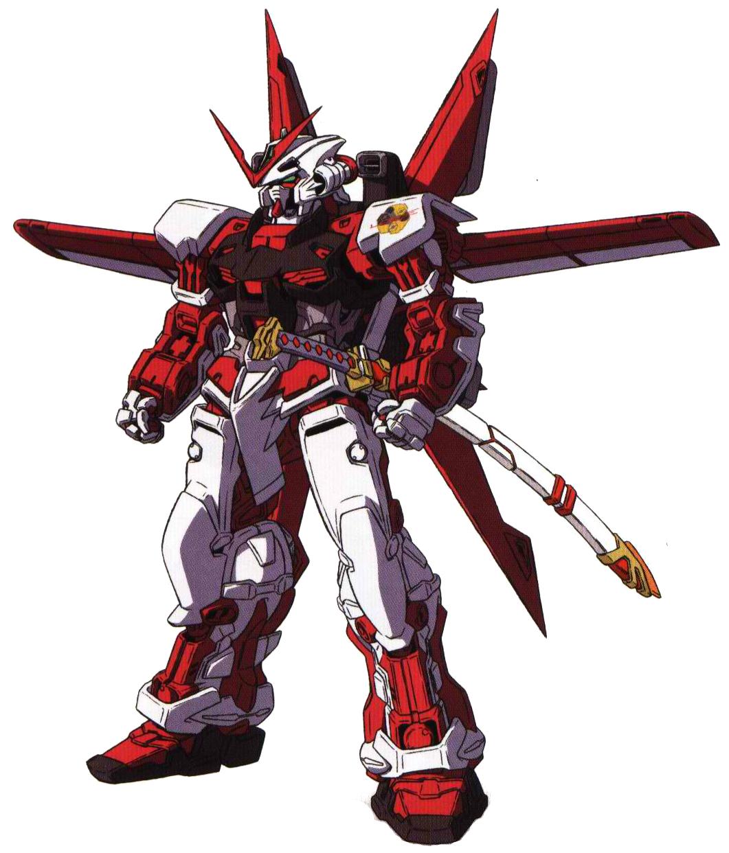 Gundam Recipe: RG 1/144 Gundam Astray Red Frame Variation ...