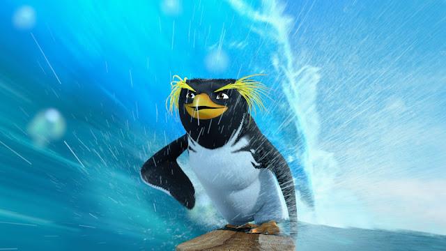 Divoké vlny 2 (Surf´s Up 2: WaveMania) – Recenze