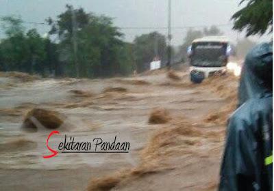 Banjir Bandang Purwosari-Purwodadi Januari 2017