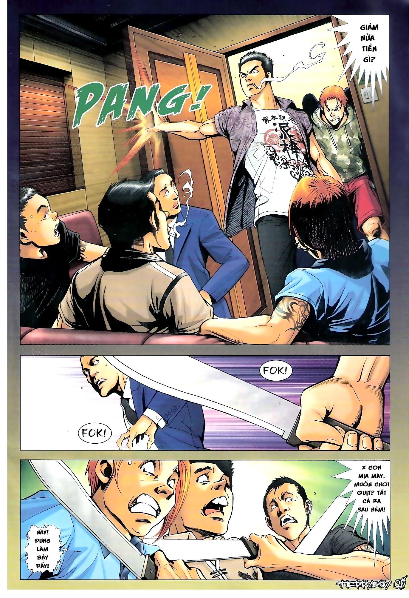 Người Trong Giang Hồ - Chapter 1302: Lịch sử lặp lại - Pic 17
