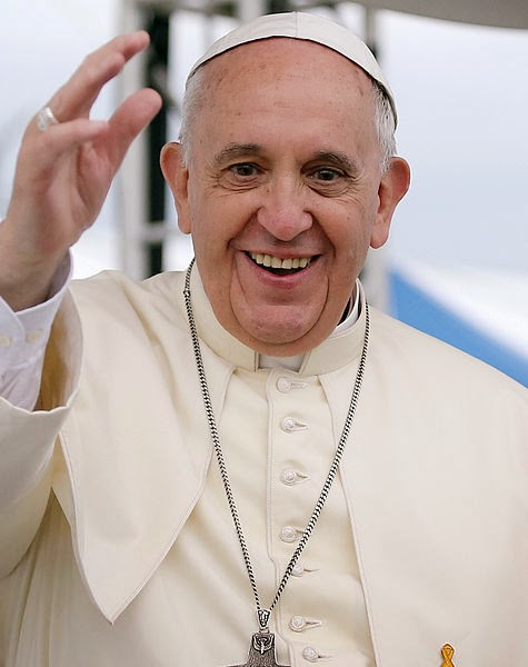Photo of Pope Francis