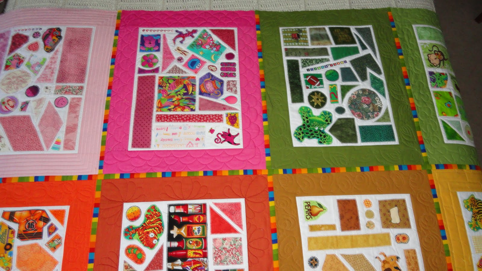 Quilt As You Go Tutorials: QAYG Video and 26 Quilt Tutorials : sew as you go quilts - Adamdwight.com