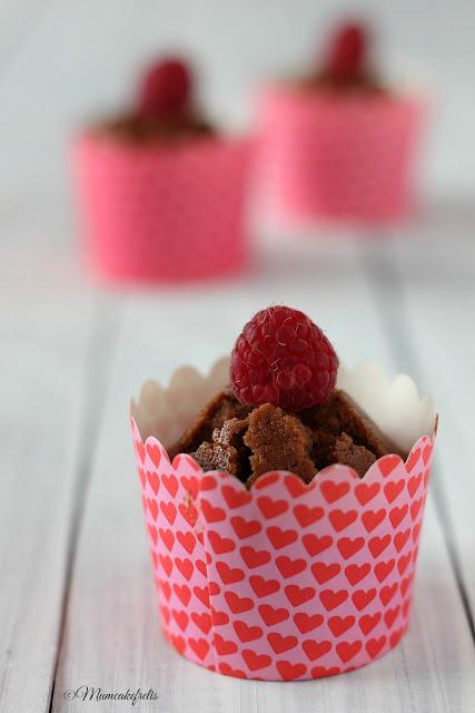 muffin al cacao senza glutine vegani