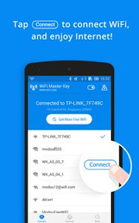 WiFi Master Key by wifi.com 4.5.42 for Android APK