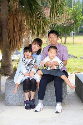 沖縄 ロケーションフォト 家族