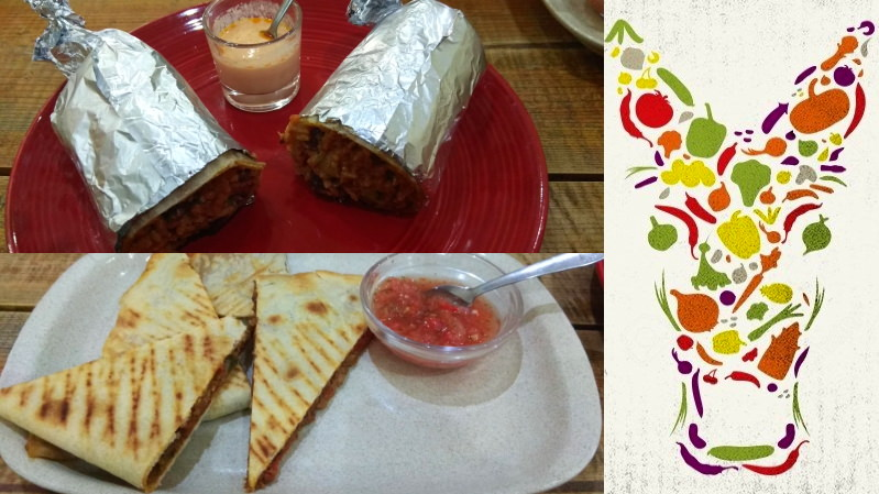 Pratos d'O Burrito