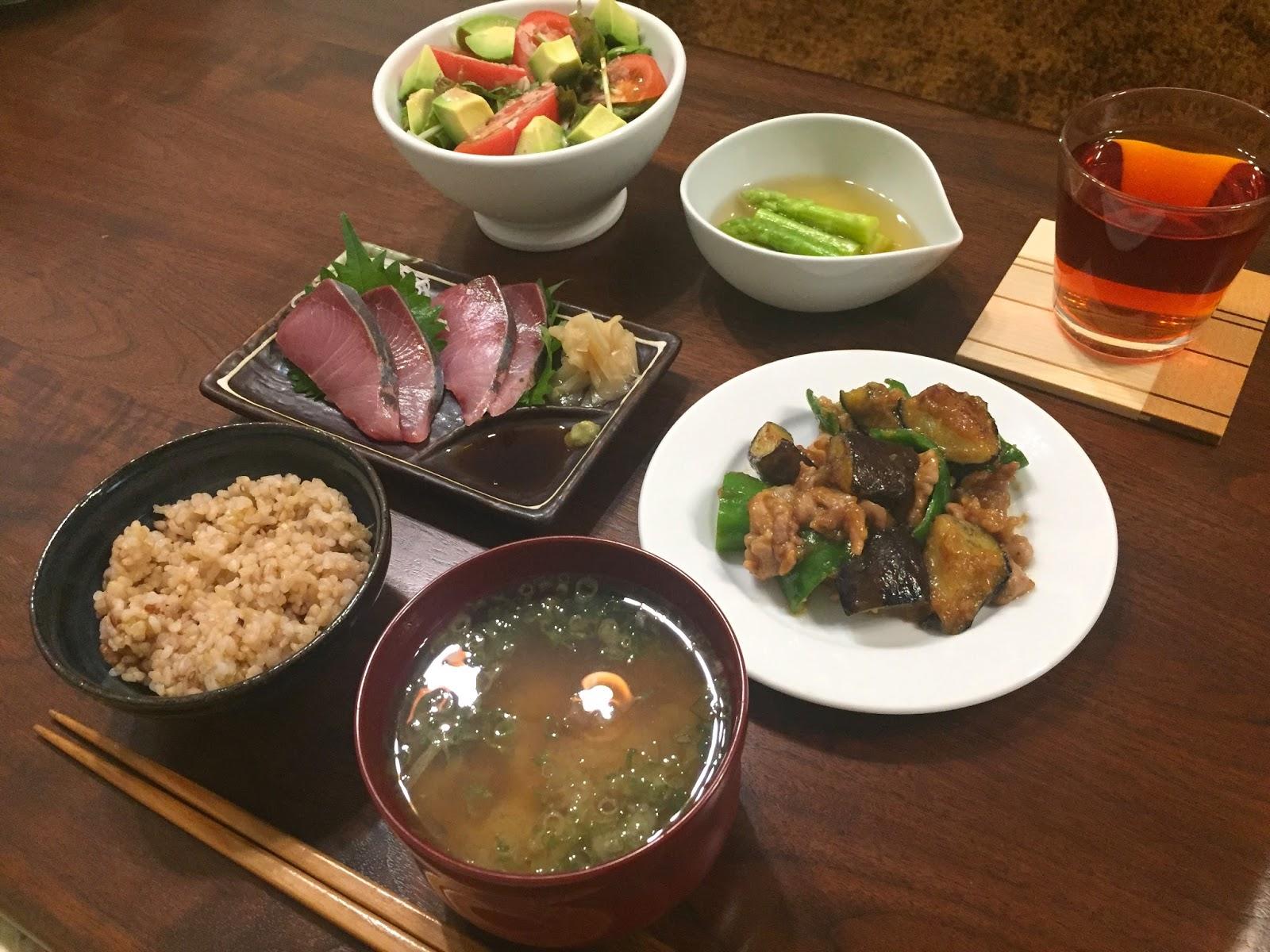 味噌 炒め ナス 豚肉