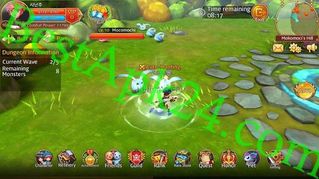 Flyff Legacy MOD APK (God Mode) v2.5.3 Android Game Download 1