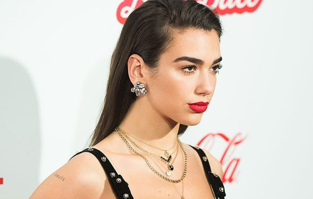 Dua Lipa to sing in Singapore Formula One Concert on September 16