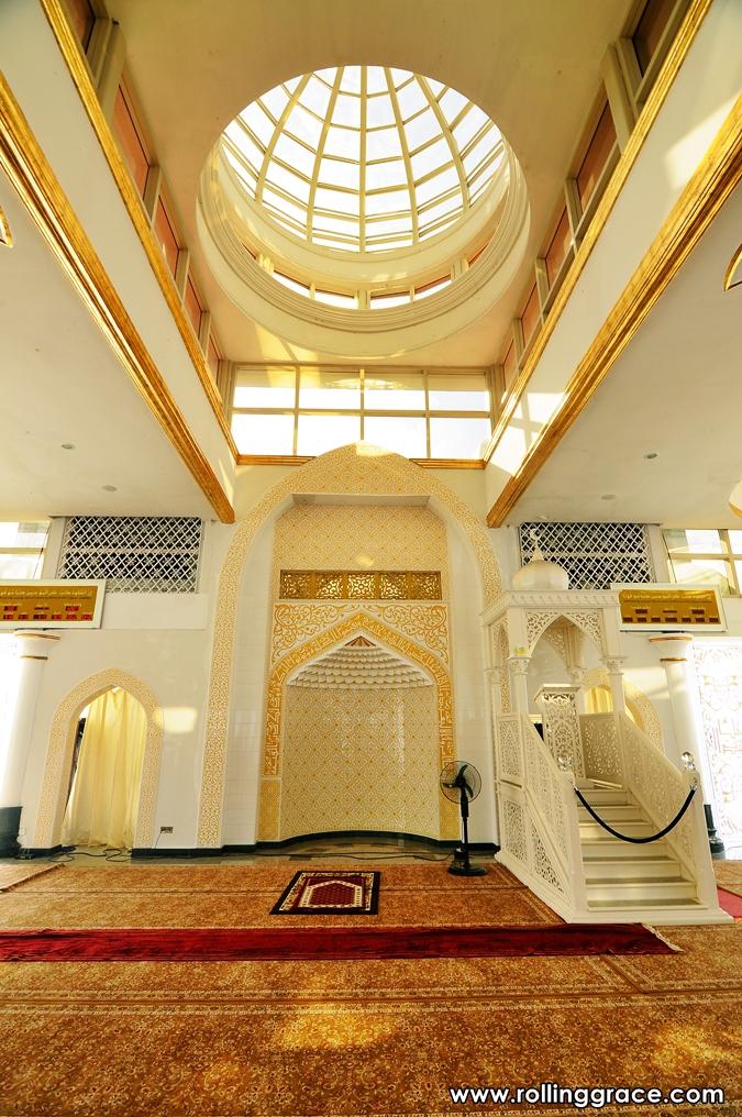 Crystal Mosque, Terengganu