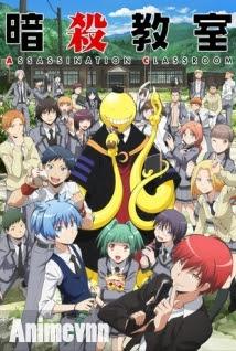 Ansatsu Kyoushitsu TV - Assassination Classroom 2015 Poster