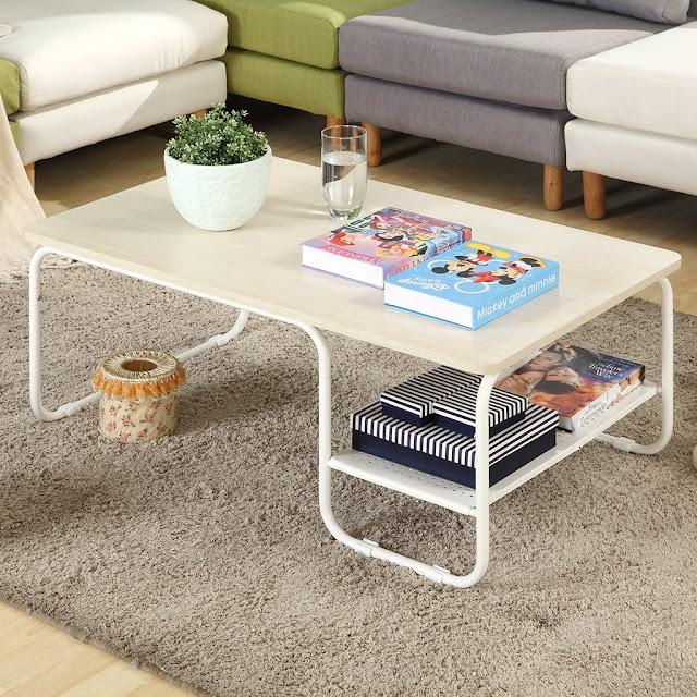 Table basse salon design pas cher, tendance déco 2018